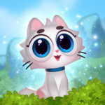 Merge Cats : Land of Adventures  (MOD, Unlimited Money)1.10.2