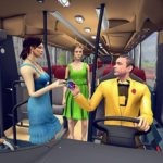 Modern City Bus Drive Parking Games-WG Bus Game 1.18 APK (Premium Cracked)