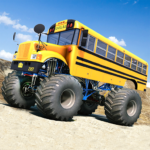 Monster Bus Offroad Racer 2020 Truck Stunts Derby 2.1 (MOD, Unlimited Money)
