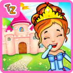 👸 My Princess Town – Doll House Games for Kids 👑 2.3 (MOD, Unlimited Money)