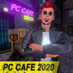 PC Cafe Business simulator 2020 1.2 (MOD, Unlimited Money)