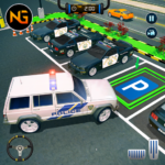 Police Car Parking: Police Jeep Driving Games 1.1.3 (MOD, Unlimited Money)