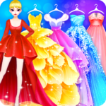 Princess Dress up Games – Princess Fashion Salon 1.26  (MOD, Unlimited Money)