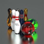 Real Bowling 3D -Physics Engine Bowling Game- 2.15.0 (MOD, Unlimited Money)