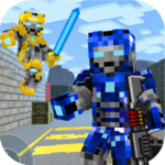 Rescue Robots Sniper Survival 1.90 (MOD, Unlimited Money)