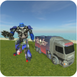 Robot Truck 1.4 (MOD, Unlimited Money)
