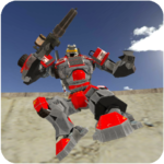 Royal Robots Battleground 1.3 (MOD, Unlimited Money)