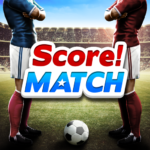 Score! Match – PvP Soccer 1.96 (MOD, Unlimited Money)