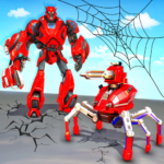 Spider Robot Car Transform Action Games 9.0.1 APK (Premium Cracked)