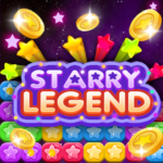 Starry Legend – Star Games 1.0.3 (MOD, Unlimited Money)