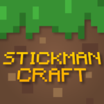 Stickman vs Multicraft: Survival Craft Pocket 1.1.2 (MOD, Unlimited Money)