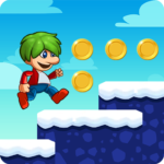 Super boy – Super World – adventure run 1.1.8 (MOD, Unlimited Money)
