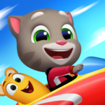 Talking Tom Sky Run: The Fun New Flying Game 1.2.0.1340 APK (Premium Cracked)