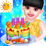 Aadhya Birthday Cake Maker Cooking Game 2.0.2 (MOD, Unlimited Money)