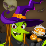 Angry Witch vs Pumpkin: Scary Halloween Game 2019 2.3 (MOD, Unlimited Money)