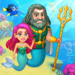 Aquarium Farm -fish town, Mermaid love story shark 1.33 (MOD, Unlimited Money)