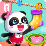 Baby Panda Gets Organized 8.48.00.01 (MOD, Unlimited Money)