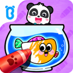 Baby Panda's Coloring Book 8.48.00.01 (MOD, Unlimited Money)