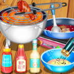 Barbecue Chef 1.0.655 (MOD, Unlimited Money)