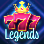 Best Casino Legends: 777 Free Vegas Slots Game 1.94.22 (MOD, Unlimited Money)