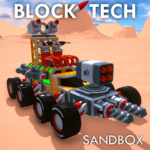 Block Tech : Epic Sandbox Craft Simulator Online 1.81 (MOD, Unlimited Money)