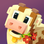 Blocky Farm 1.2.81  (MOD, Unlimited Money)