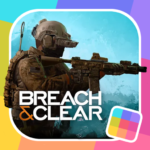 Breach & Clear: Military Tactical Ops Combat  (MOD, Unlimited Money) 2.4.168