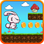 Bunny's World – Jungle Bunny run 1.9 (MOD, Unlimited Money)