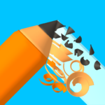 Carve The Pencil 1.4.2 (MOD, Unlimited Money)