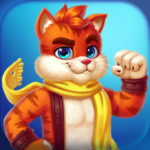 Cat Heroes: Puzzle Adventure 48.3.1  (MOD, Unlimited Money)