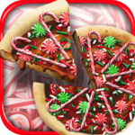 Christmas Candy Pizza Maker Fun Food Cooking Game 1.4 (MOD, Unlimited Money)