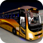 City Coach Bus Driving Sim : Bus Games 2020 0.2 (MOD, Unlimited Money)