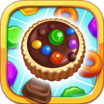 Cookie Mania – Match-3 Sweet Game 2.6.7 (MOD, Unlimited Money)