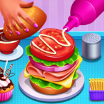 Cooking Square Food Street 1.12 (MOD, Unlimited Money)