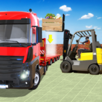 Delivery Truck Simulator 2019: 3D Forklift Games 1.6 (MOD, Unlimited Money)