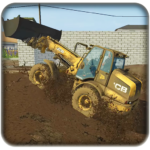 Excavator Simulator Backhoe Loader Dozer Game 2 (MOD, Unlimited Money)
