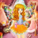 Fairy Dress Up for Girls Free 1.4.0 (MOD, Unlimited Money)
