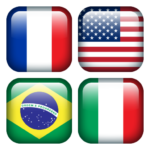 Flags of All Countries of the World: Guess-Quiz 1.93 (MOD, Unlimited Money)