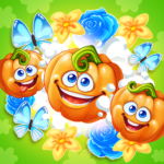 Funny Farm match 3 Puzzle game! 1.56.0 (MOD, Unlimited Money)