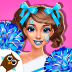 Hannah's Cheerleader Girls – Dance & Fashion 6.0.22 (MOD, Unlimited Money)