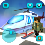 Helicopter Craft: Flying & Crafting Game 2020 1.28-minApi23 (MOD, Unlimited Money)