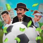 Idle Soccer Tycoon – Free Soccer Clicker Games 3.1.6  (MOD, Unlimited Money)