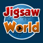 Jigsaw World 2.0.8  (MOD, Unlimited Money)