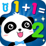 Little Panda Math Genius – Education Game For Kids 8.52.00.00  (MOD, Unlimited Money)