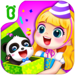 Little panda's birthday party 8.48.00.01  (MOD, Unlimited Money)