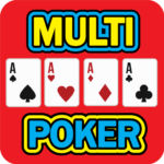 Multi Video Poker 1.5.3 (MOD, Unlimited Money)