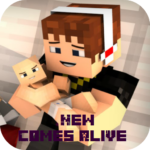 New Comes Alive  Mod for MCPE 4.3 (MOD, Unlimited Money)