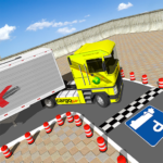 New Truck Parking 2020: Hard PvP Car Parking Games 1.6.2 (MOD, Unlimited Money)
