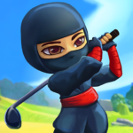 Ninja Golf ™ 1.6.7  (MOD, Unlimited Money)