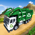 Offroad Garbage Truck Simulator Trash Truck Driver 2.8 (MOD, Unlimited Money)